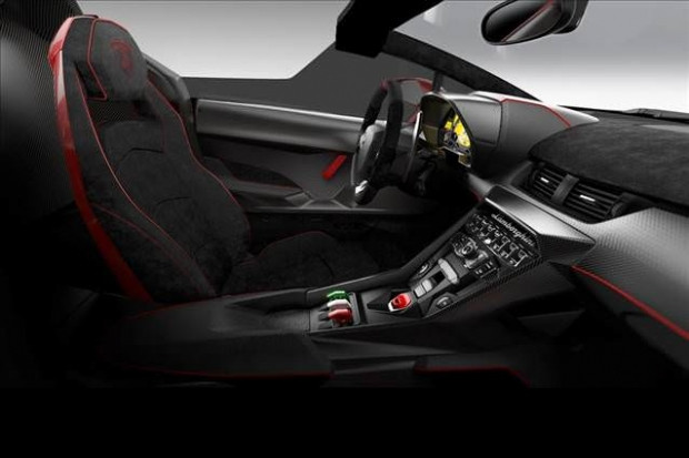 Üstü açık Veneno Roadster'dan 9 adet üretildi - Page 1