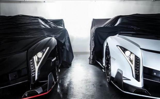 Üstü açık Veneno Roadster'dan 9 adet üretildi - Page 3