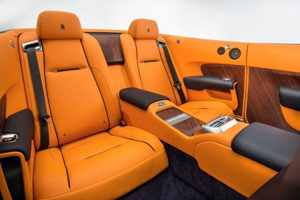 Üstü açılabilen Rolls-Royce - Page 1