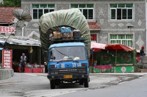 Uyanık Çinliler sınırları zorluyor - Page 1