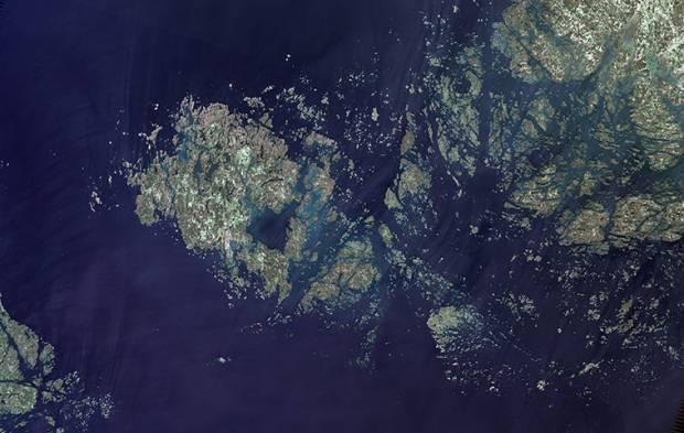Uydudan Dünya'nın muhteşem görüntüleri! - Page 1