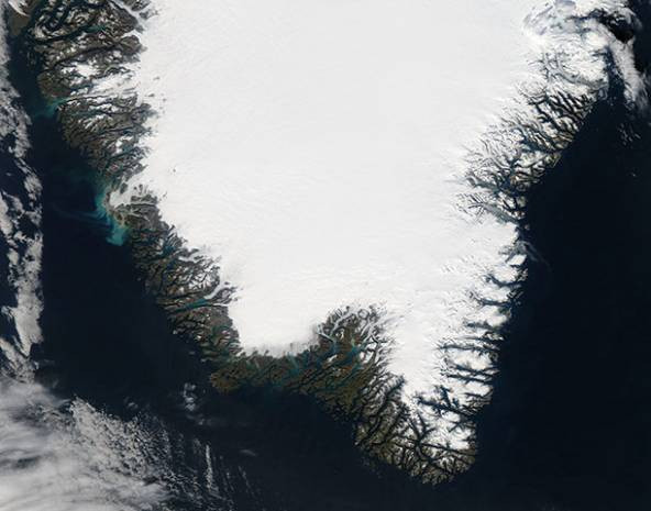 Uydudan Dünya'nın muhteşem görüntüleri! - Page 3