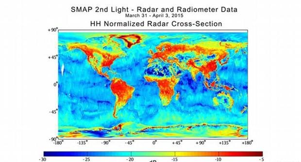 Uydular yeryüzünün sırlarını nasıl keşfediyor? - Page 1