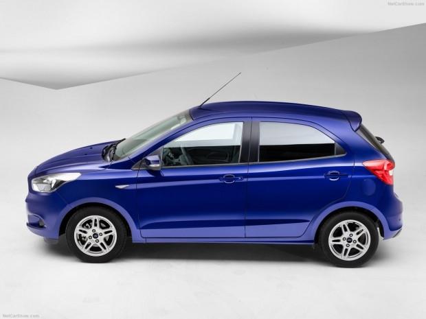 Uygun fiyata lüks iç mekan Ford Ka Plus 2017 - Page 2