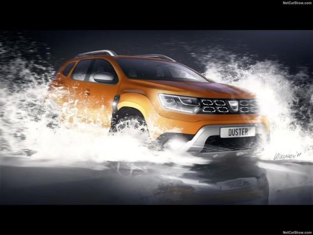 Uygun fiyatlı SUV Dacia Duster, artık daha yakışıklı - Page 1