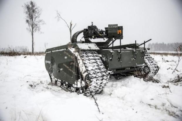 Uzaktan kumanda ile kontrol edilebilen mini tank - Page 2