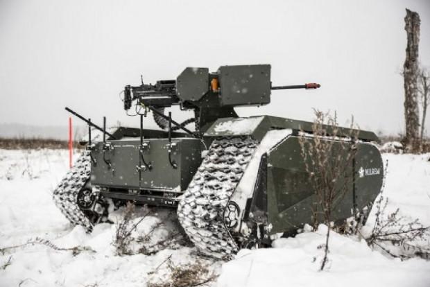 Uzaktan kumanda ile kontrol edilebilen mini tank - Page 3