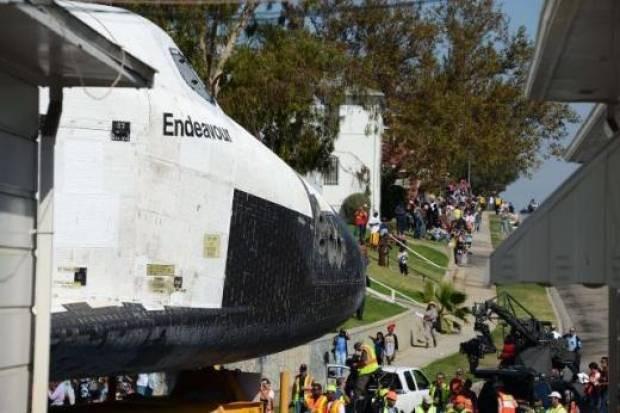 """Uzay mekiği """"Endeavour"""" yolculuğunu tamamladı! - Page 1"""