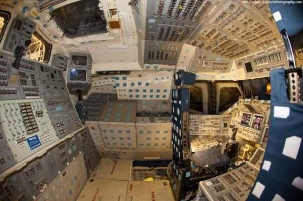 Uzay mekiğine içeriden bakın - Page 1
