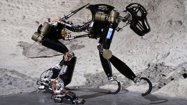 Uzaya gönderilecek robot maymunlar - Page 1