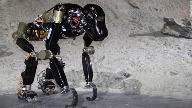 Uzaya gönderilecek robot maymunlar - Page 2