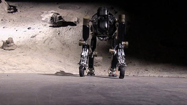 Uzaya gönderilecek robot maymunlar - Page 4