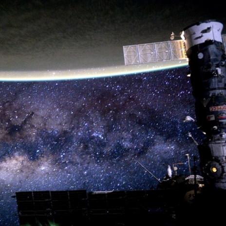 Uzayda bir yılı deviren Scott Kelly'nin objektifinden gezegenimiz - Page 4
