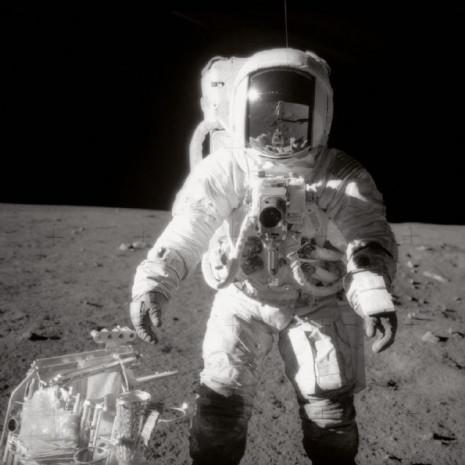 Uzayda çekilen muhteşem selfieler - Page 1