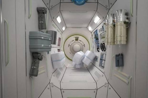 Uzayda ilk otel! - Page 3