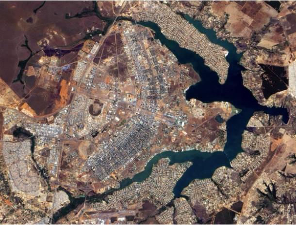 Uzaydan bile düzenli gözüken şehirleri gördünüz mü hiç? - Page 2