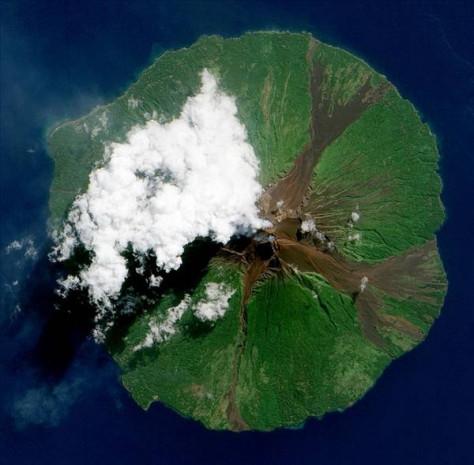 Uzaydan görünen volkanik patlamalar - Page 2