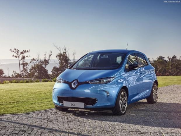 Uzun yollar için Renault Zoe 2017 - Page 3