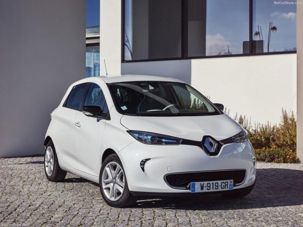 Uzun yollar için Renault Zoe 2017 - Page 4