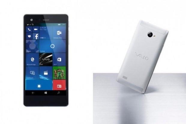 VAIO'dan Windows 10 tabanlı akıllı telefon:VAIO Phone - Page 2