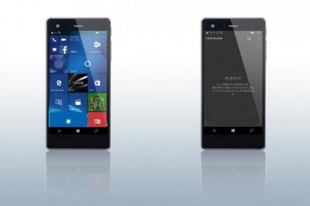 VAIO'dan Windows 10 tabanlı akıllı telefon:VAIO Phone - Page 3