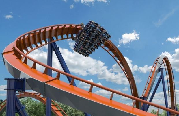 Valravn rollercoaster dünyanın en büyük ve en uzunu - Page 1