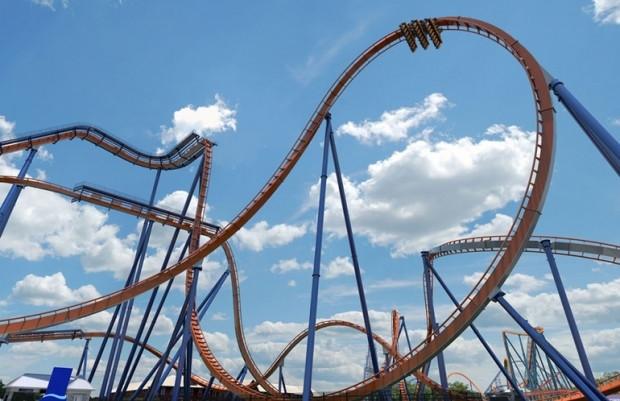 Valravn rollercoaster dünyanın en büyük ve en uzunu - Page 2