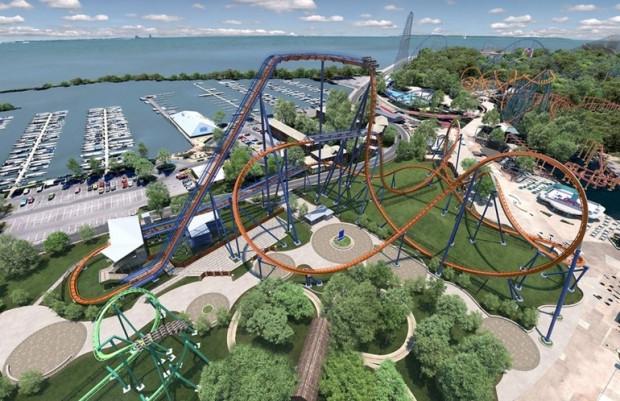 Valravn rollercoaster dünyanın en büyük ve en uzunu - Page 3