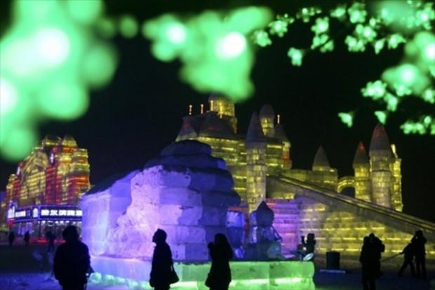 ''Harbin buz ve kar festivali'' nde buzdan şehir - Page 2