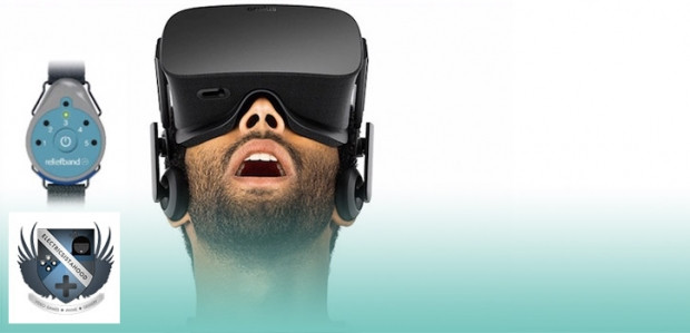 Vertigo ve VR bulantılarına son!Reliefband geliyor - Page 3