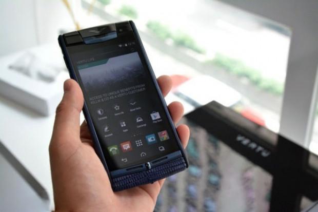Vertu'dan 22 bin dolarlık Android telefon! - Page 1