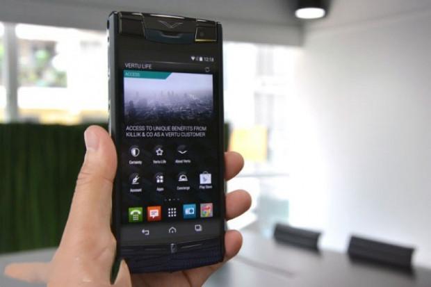 Vertu'dan 22 bin dolarlık Android telefon! - Page 2