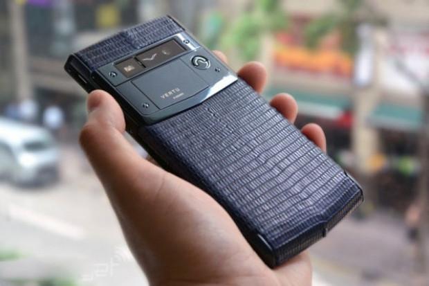 Vertu'dan 22 bin dolarlık Android telefon! - Page 4