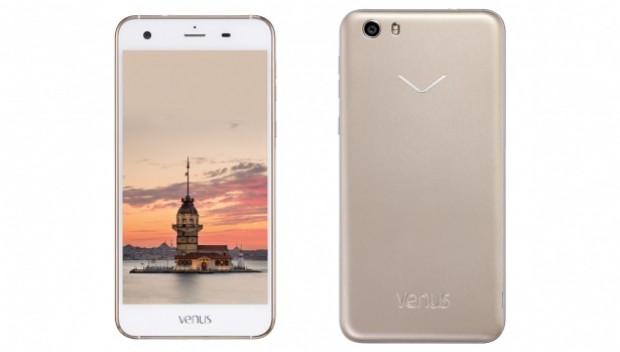 Vestel'in telefonu Venus V3: İşte özellikler ve fiyatlar - Page 1