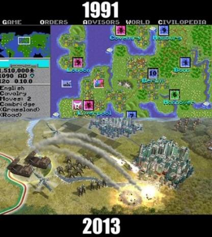 Video oyunlarının inanılmaz gelişimi - Page 4