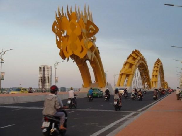 Vietnam'da şaşırtan köprü tasarımı! - Page 3