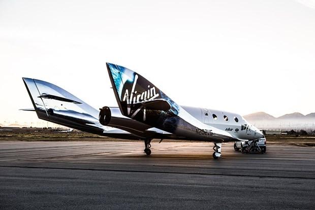 Virgin Galactic, yeni uzay gemisini tanıttı - Page 2