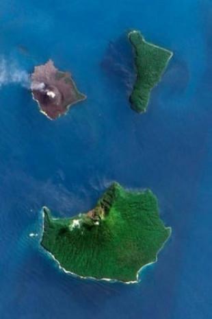 Volkanları uzaydan izleyin - Page 2