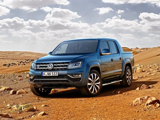 Volkswagen Amarok 2017 V6 motoruyla gelecek - Page 3
