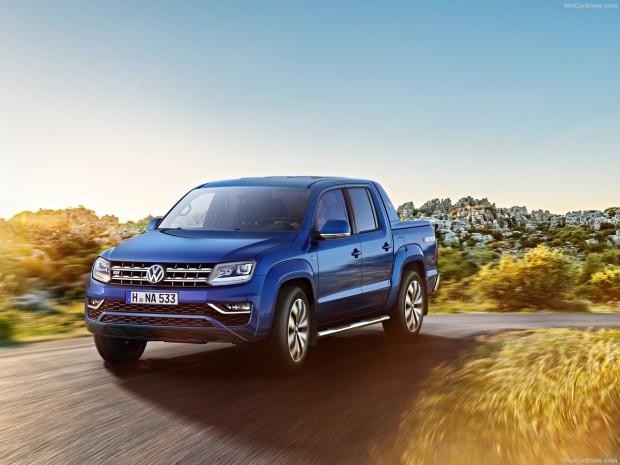 Volkswagen Amarok 2017 V6 motoruyla gelecek - Page 4