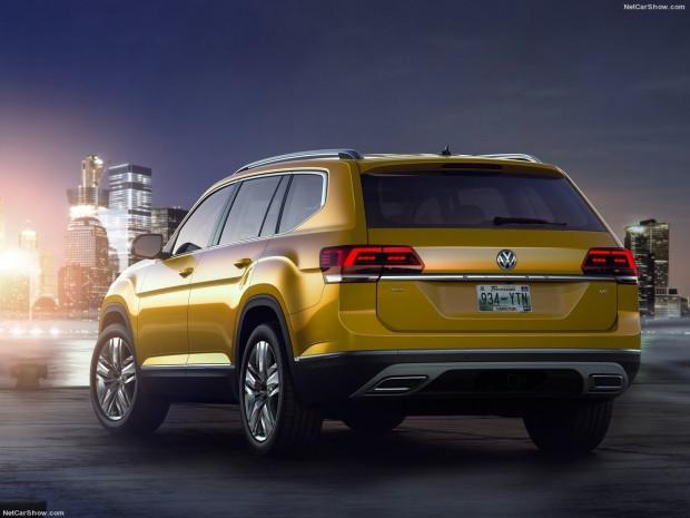 Volkswagen Atlas 2018 - Page 3