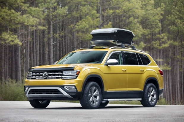 Volkswagen Atlas Weekend Edition - Page 1