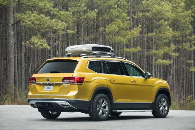 Volkswagen Atlas Weekend Edition - Page 2