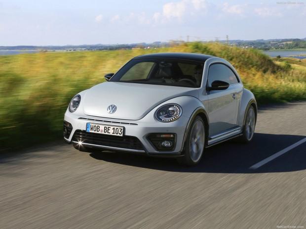 Volkswagen Beetle 2017 - Page 1