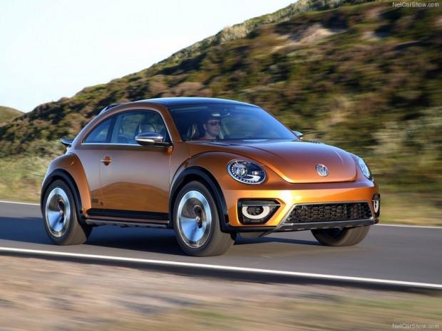 Volkswagen Beetle Dune konsept - Page 1