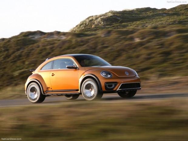 Volkswagen Beetle Dune konsept - Page 3