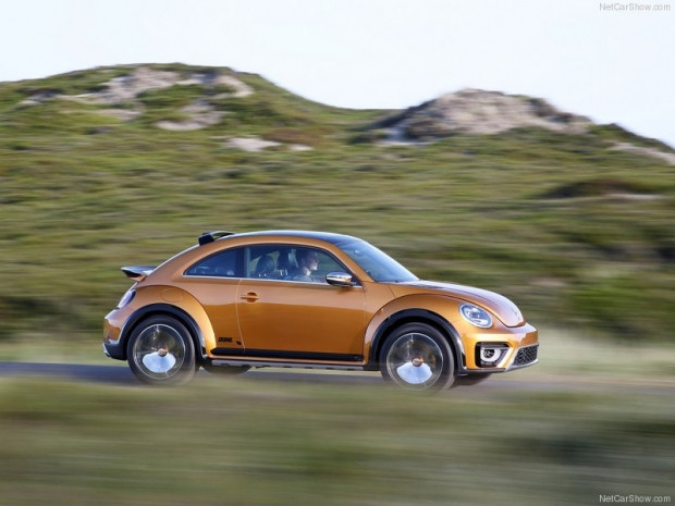 Volkswagen Beetle Dune konsept - Page 4
