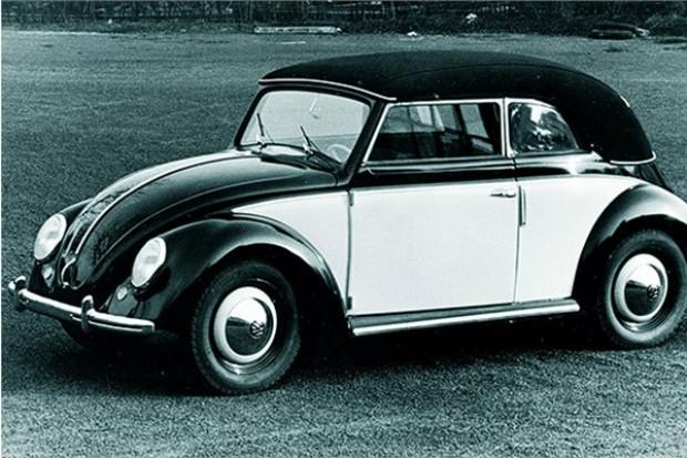 Volkswagen Beetle'ın geçmişten bugüne yolculuğu - Page 1
