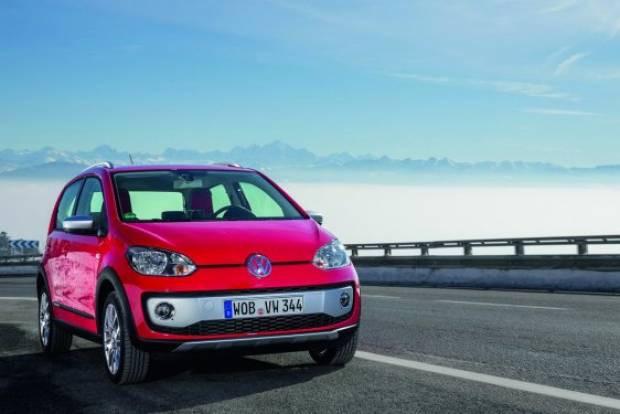 Volkswagen Cross Up - Page 3