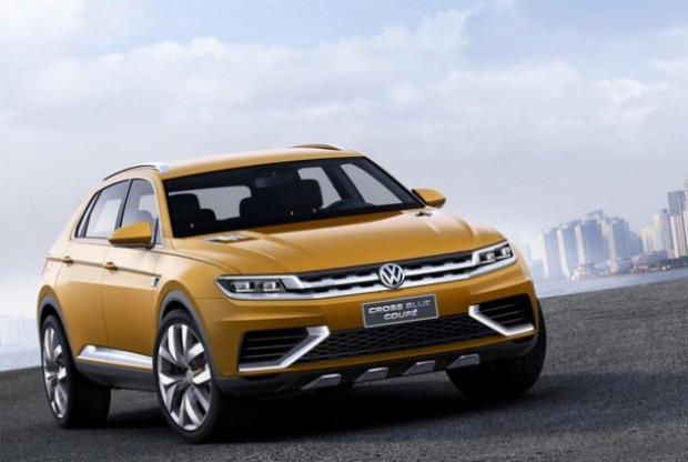 Volkswagen Crossover Detroit hazır! - Page 4